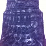 Dalek crochet top from Best in Show